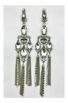 L'Imagine Art Deco Earrings - Alternate List Image