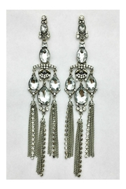 L'Imagine Art Deco Earrings - Side cropped