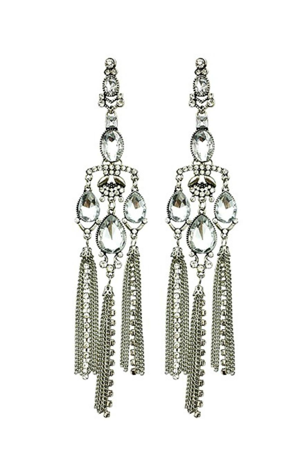 L'Imagine Art Deco Earrings - Main Image