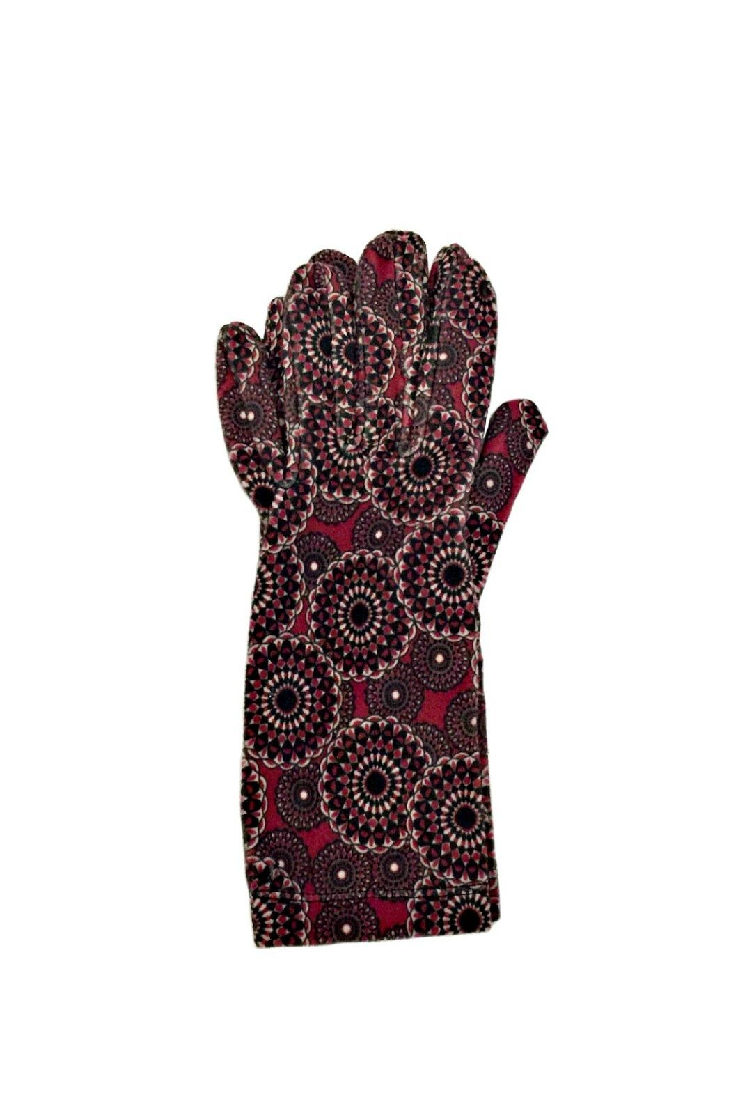 L'Imagine Berry Pattern Gloves - Main Image