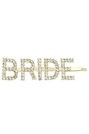L'Imagine Bride Jewel Barrette - Product Mini Image
