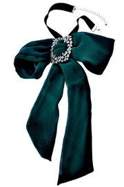 L'Imagine Chiffon Jabot Choker - Product Mini Image