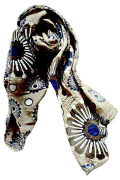 L'Imagine Graphic Daisy Scarf - Product List Image