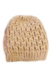 L'Imagine Knit Beanie - Front cropped