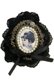 L'Imagine Lace Lady Pin - Product Mini Image