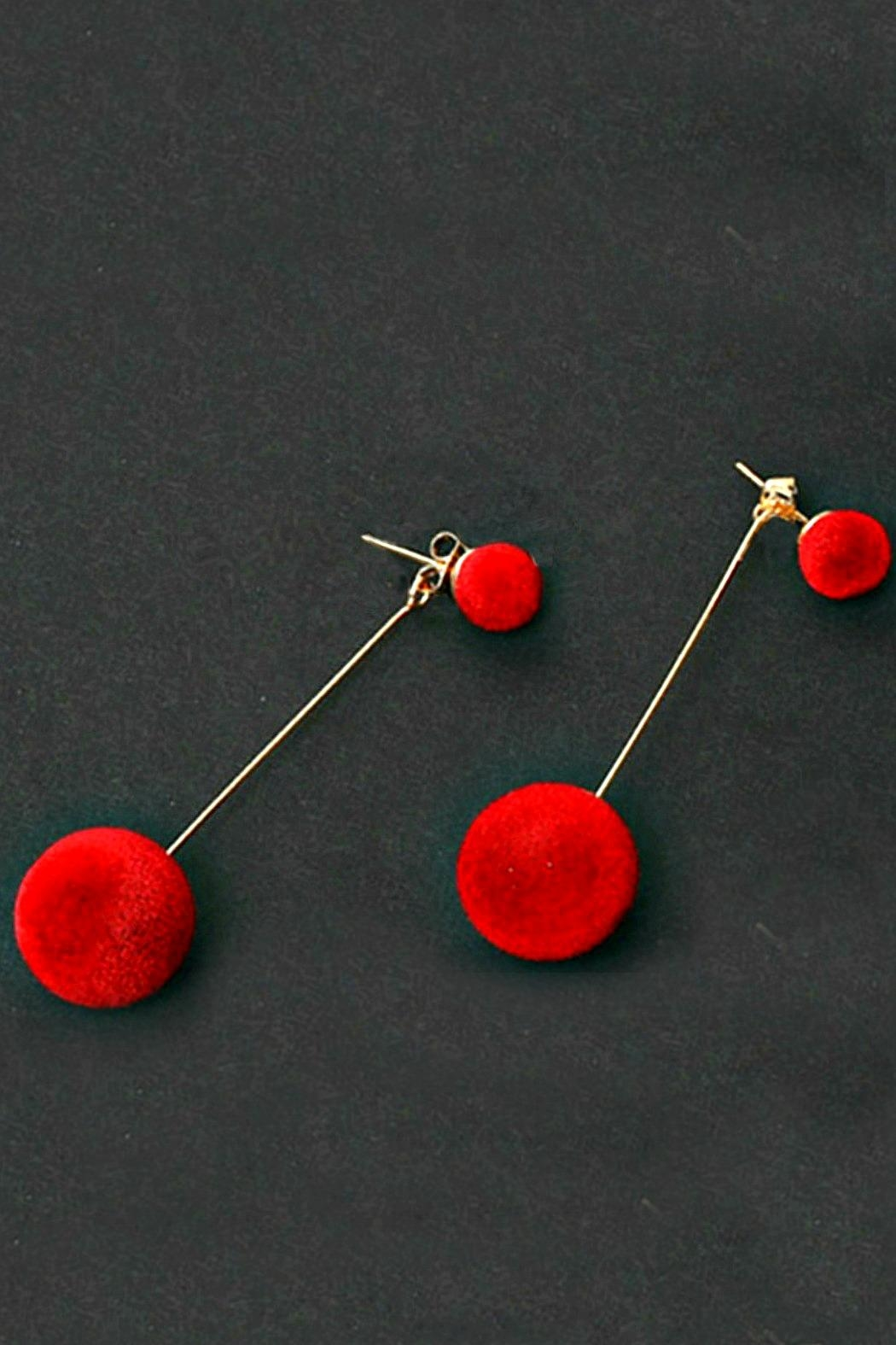 L'Imagine Plush Ball Dangle - Main Image