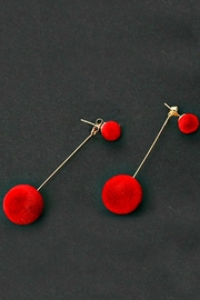 L'Imagine Plush Ball Dangle - Product Mini Image