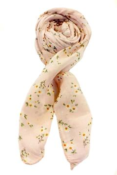 Shoptiques Product: Small Daisy Scarf