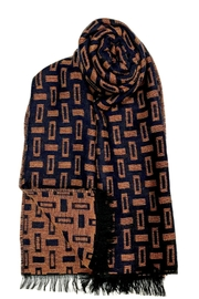 L'Imagine Spice Reversible Scarf - Product Mini Image