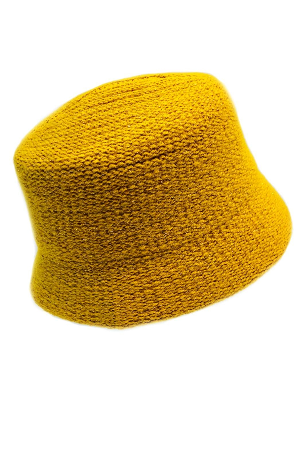 L'Imagine Woven Hat - Front Cropped Image