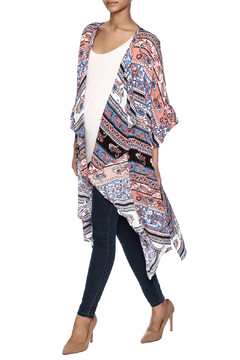 L. Love Multicolored Kimono - Product List Image