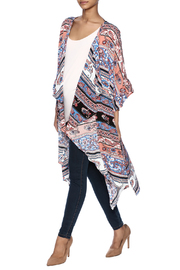 L. Love Multicolored Kimono - Product Mini Image