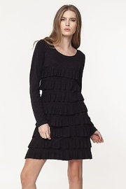 Isle Apparel L/S CHA CHA DRESS - Product Mini Image