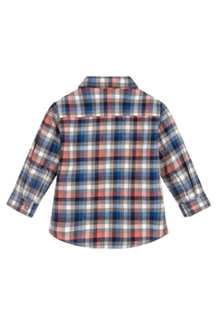 Mayoral L/s Checked Flannel - Alternate List Image