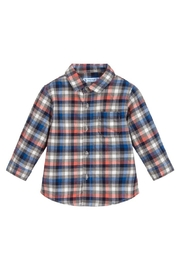 Mayoral L/s Checked Flannel - Product Mini Image