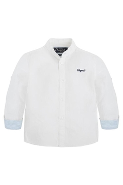 Mayoral L/s Mao Shirt - Product List Image