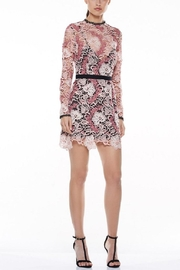 Talulah L/s Mini Dress - Front full body