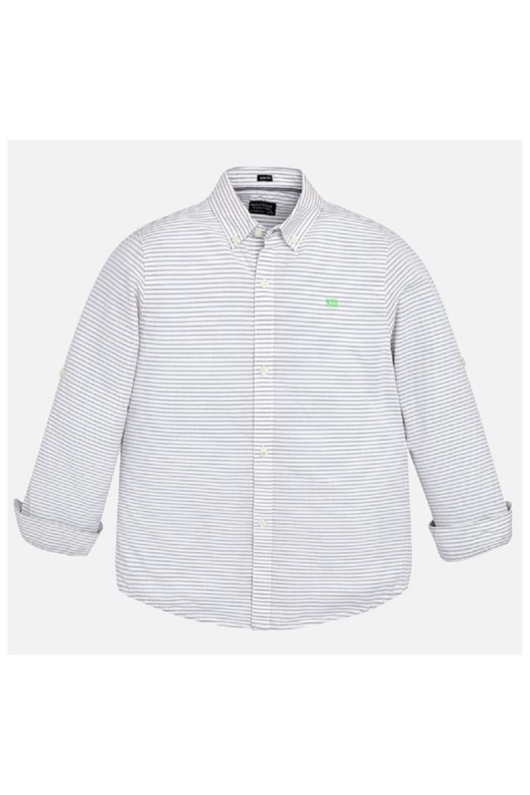 Mayoral L/s Poplin Shirt - Main Image