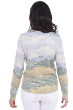 Clotheshead L/S Printed Top - Product List Image