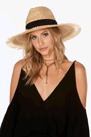 L'Space Del-Rey Fringe Hat - Product Mini Image