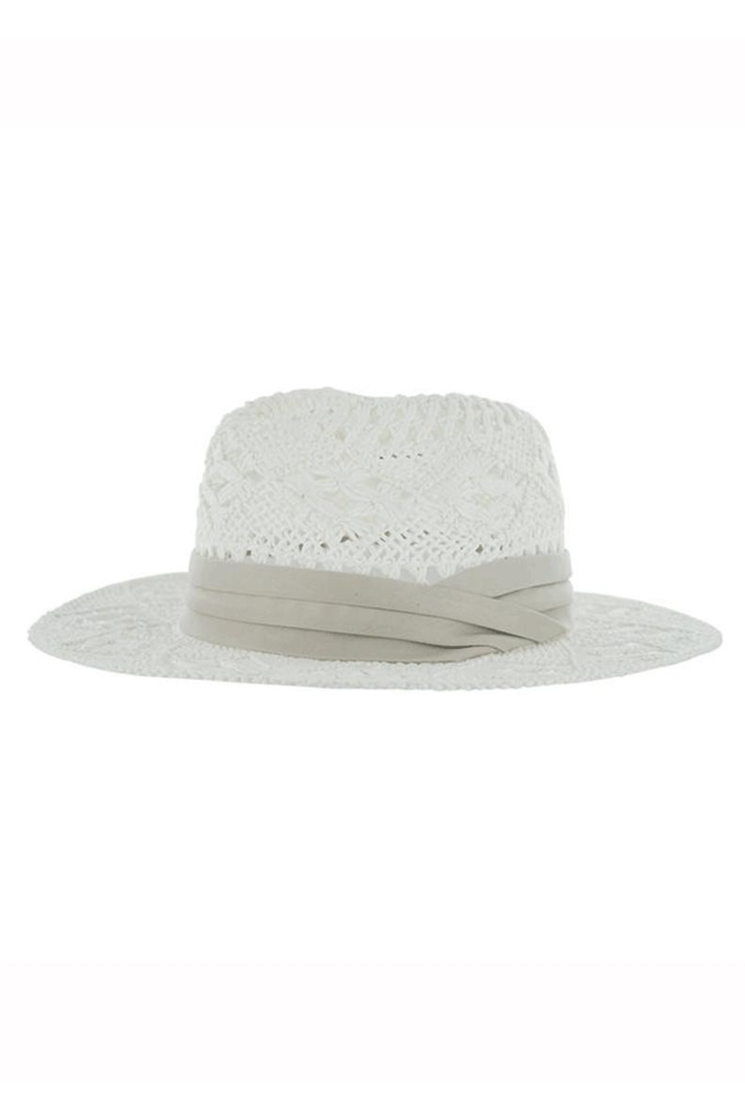 L'Space Jet Setter Hat - Back Cropped Image