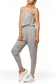 L Fashion Overload Cross Over Jumpsuit - Side cropped