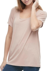 L Fashion Overload Open Back Top - Front cropped