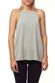 L Fashion Overload Racerback Tank - Front cropped