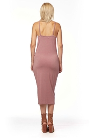 L Fashion Overload Tank Top Midi Dress - Other