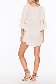 L SPACE Breakaway Cover-Up - Front full body