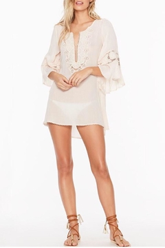 L SPACE Breakaway Cover-Up - Product List Image