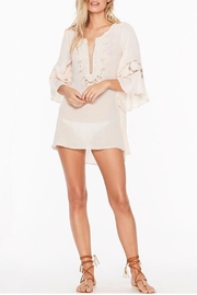 L SPACE Breakaway Cover-Up - Front cropped