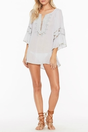 L SPACE Breakaway Cover Up - Front full body
