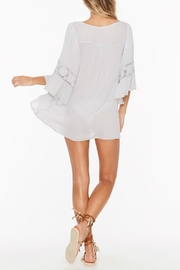 L SPACE Breakaway Cover Up - Side cropped