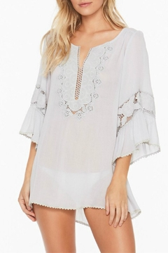 L SPACE Breakaway Cover Up - Product List Image