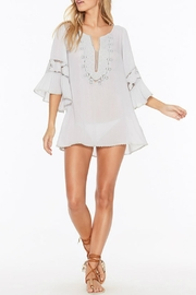 L SPACE Breakaway Cover Up - Back cropped