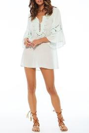 L SPACE Breakaway Coverup - Front full body