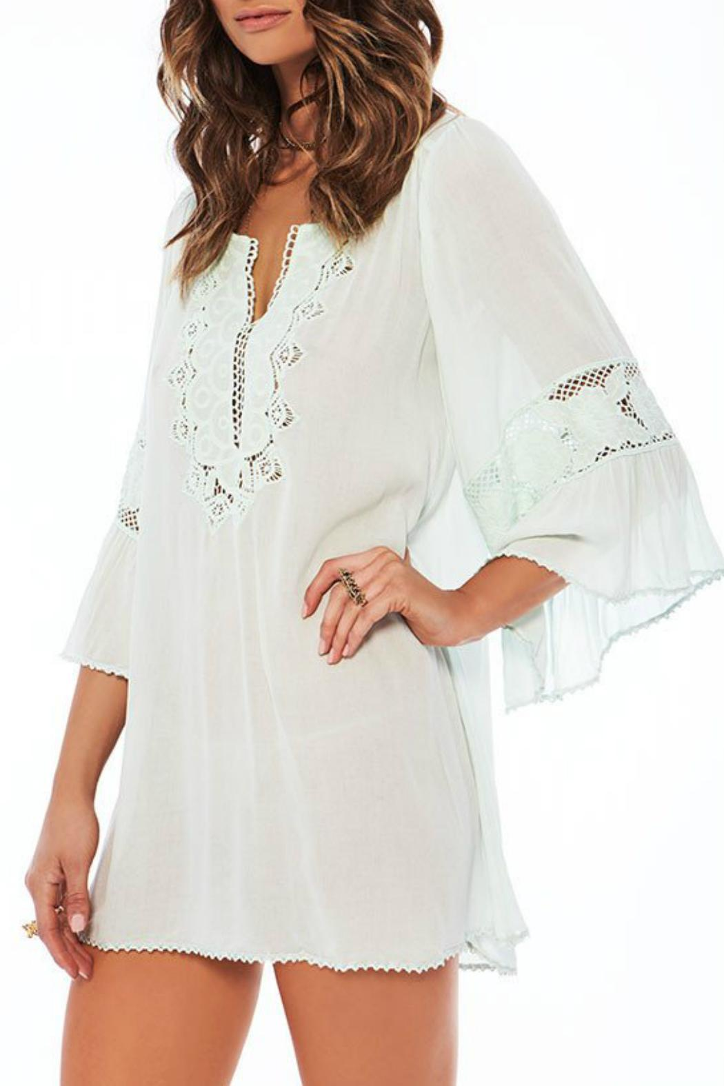 L SPACE Breakaway Coverup - Side Cropped Image