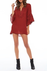 L SPACE Breakaway Coverup - Product Mini Image