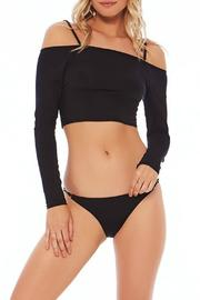 Shoptiques Product: Callie Crop Top  - Front cropped