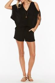 L SPACE Daylight Romper - Front cropped