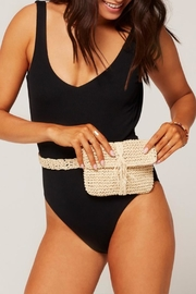 L SPACE Debby Fanny Pack - Front cropped