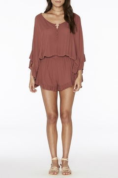 L SPACE Emily Romper - Alternate List Image