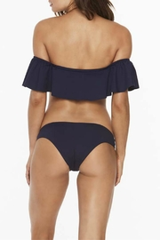 L SPACE Hey Girl Top - Front full body