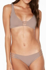 L SPACE Kennedy Full-Cut Bottom - Front cropped