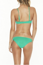 L SPACE Low Down Strappy Bottom - Front cropped