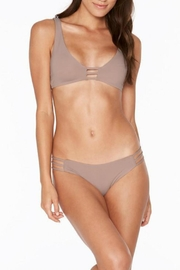 L SPACE Monroe Bralette Top - Front cropped