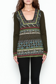 LA Blend Alicia Top - Front full body