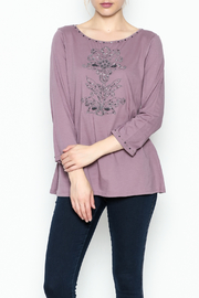 LA Blend Orchid Tunic - Product Mini Image