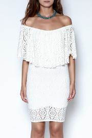 LA Class Resort Cover Up - Front cropped
